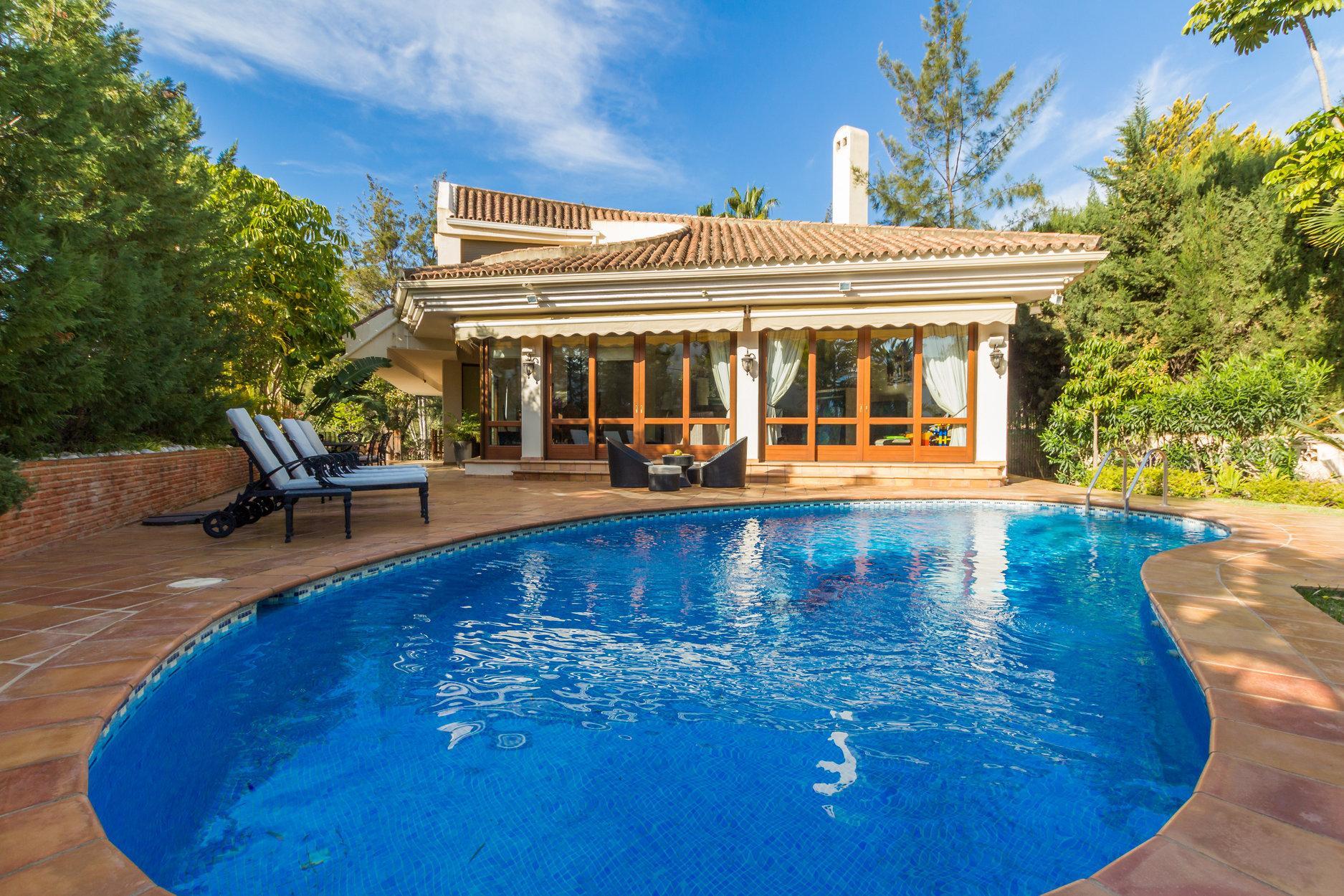 Villa El Herrojo Alto La Quinta, Benahavis