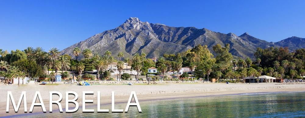 Top 5 Getaways from Marbella