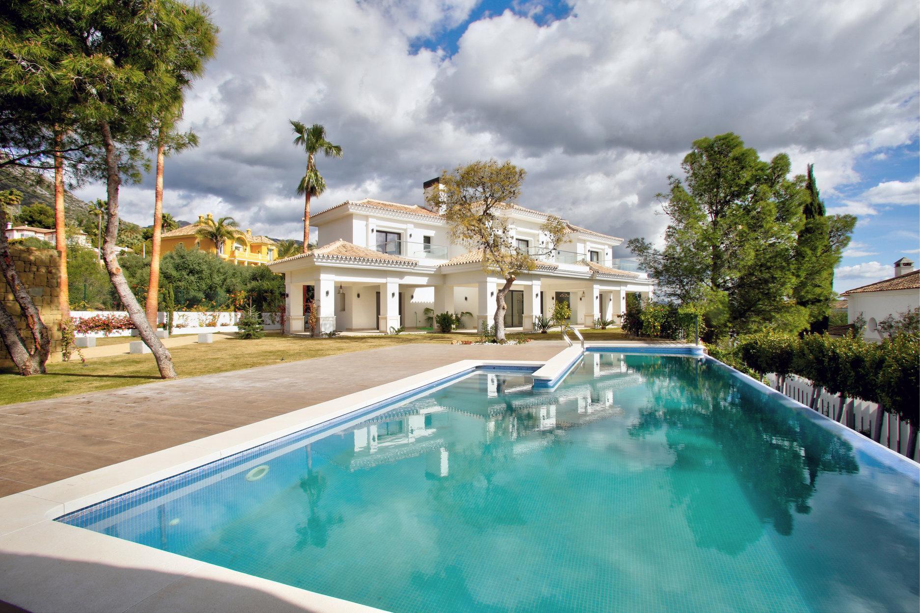 Villa Sierra Blanca, Marbella