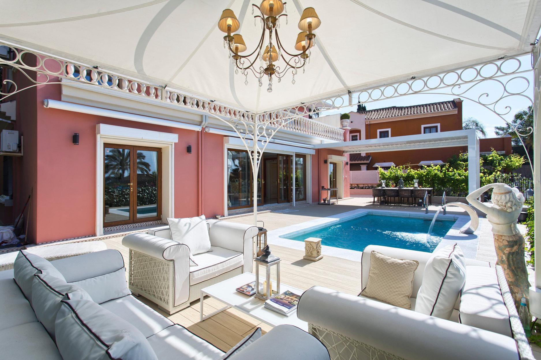 Villa Rocio de Nagüeles Marbella Golden Mile, Marbella