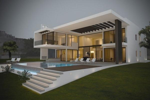 5 Bedroom, 5 Bathroom Villa For Sale in La Quinta Golf, Benahavis