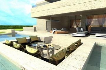 5 Bedroom, 5 Bathroom Villa For Sale in Cascada de Camojan, Marbella Golden Mile