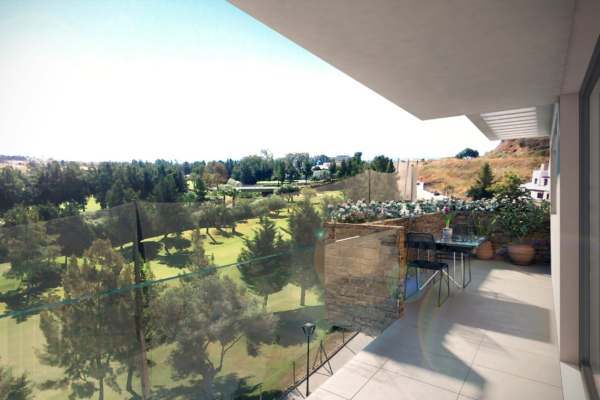 3 Bedroom, 2 Bathroom, Apartment for Sale in Navigolf, Mijas
