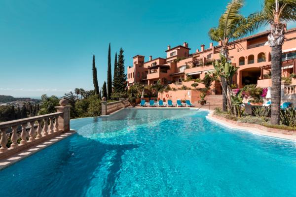 3 Chambre, 3 Salle de bains Penthouse A Vendre danse Les Belvederes, Marbella