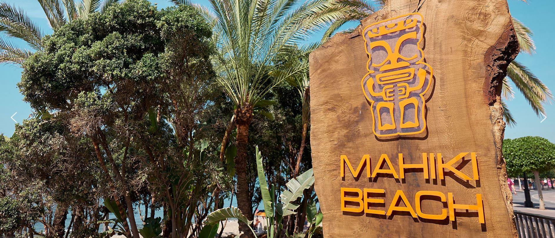 Mahiki Beach