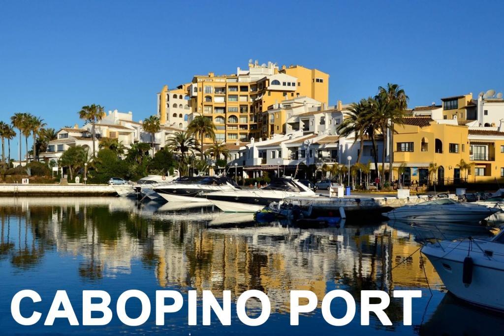 Cabopino Port
