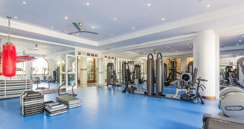Monte Paraiso Gym