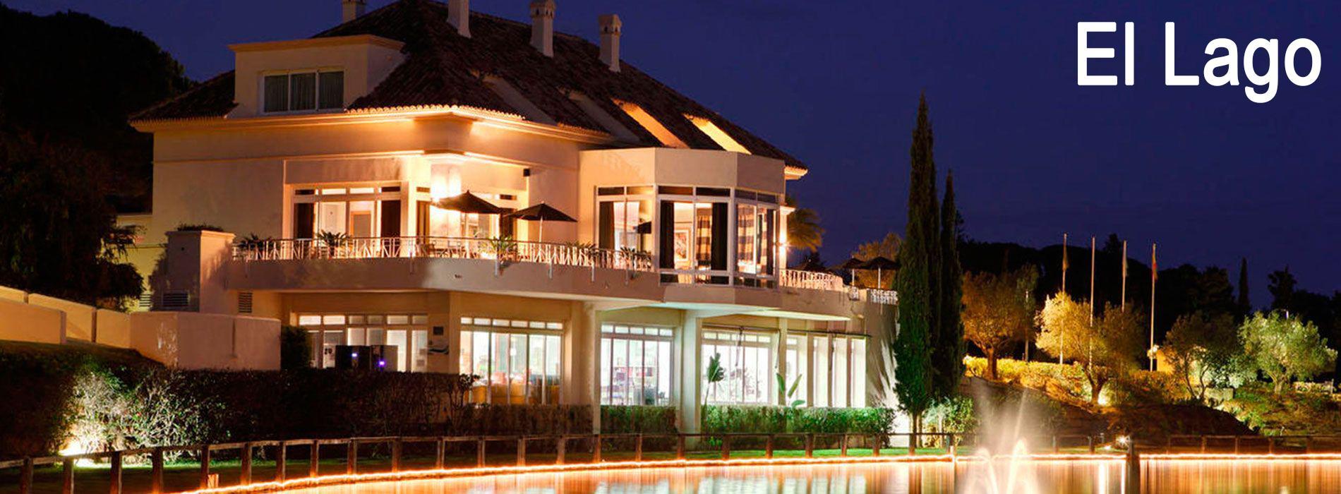 Michelin star restaurant in Marbella