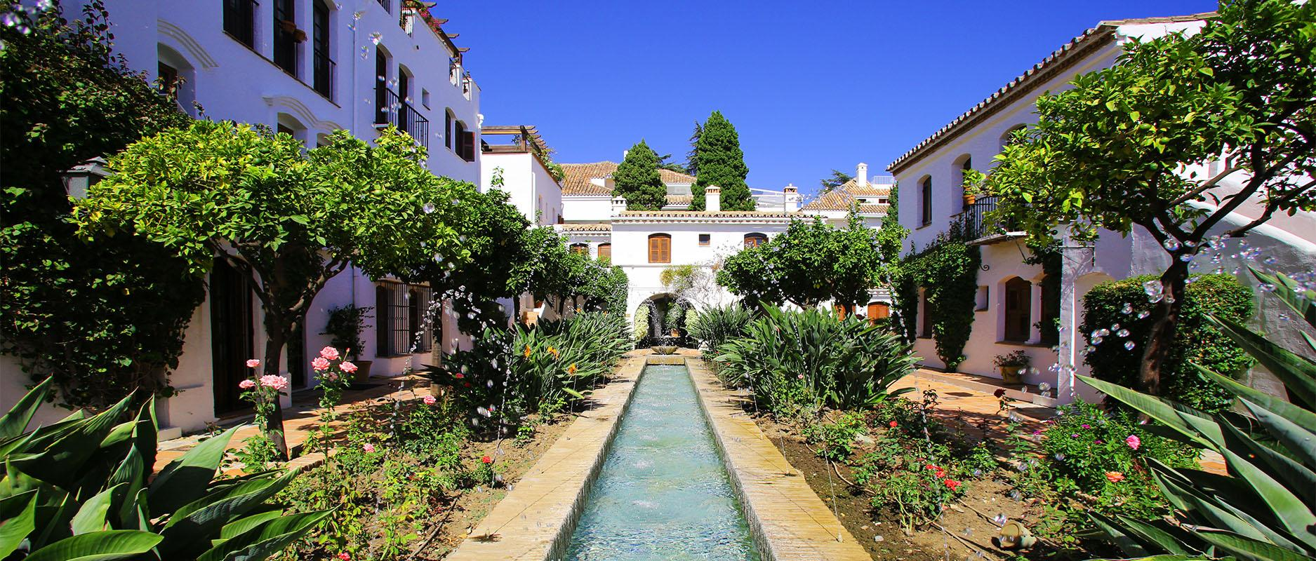 Apartment Señorio de Marbella Marbella Golden Mile, Marbella