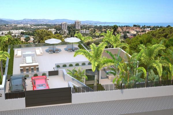 5 Dormitorio, 5 Baño Villa En Venta en Nueva Andalucia