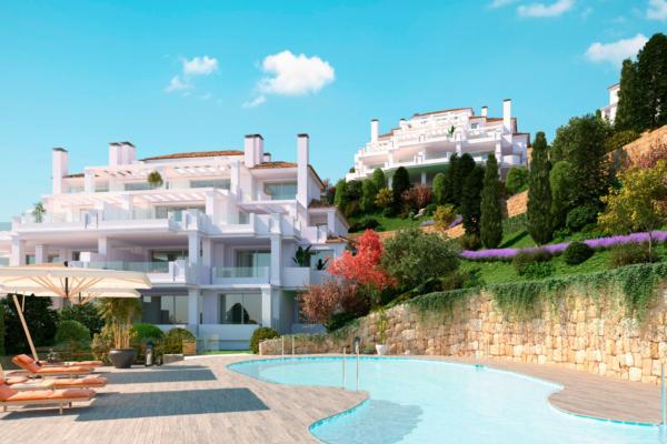 3 Chambre, 3 Salle de bains Appartement A Vendre danse Supermanzana, Nueva Andalucia