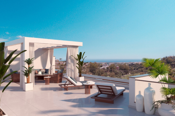 3 Bedroom2, Bathroom Apartment For Sale in Alborada Homes, Benahavis