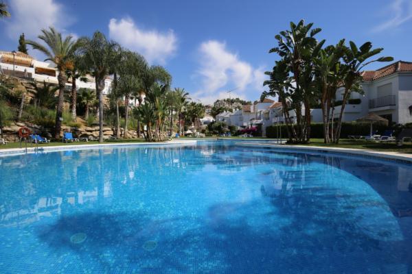 2 Chambre, 2 Salle de bains Penthouse A Vendre danse Señorio de Gonzaga, Nueva Andalucia, Marbella