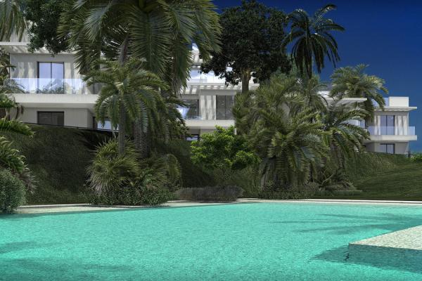 3 Bedroom, 2 Bathroom Apartment For Sale in Casa Banderas, Mijas