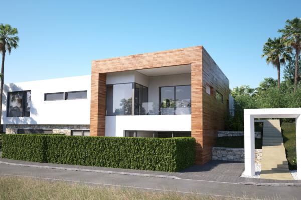 4 Sovrum, 4 Badrum Villa Till Salu i Los Altos de los Monteros, Marbella East