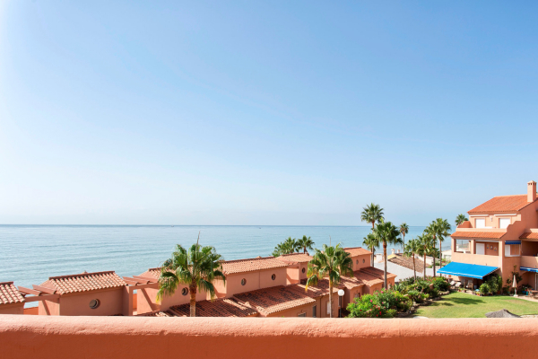 2 Bedroom2, Bathroom Penthouse For Sale in Mar Azul, Estepona