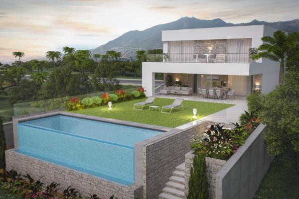 4 Bedroom4, Bathroom Villa For Sale in Mijas