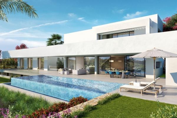 6 Bedroom, 6 Bathroom Villa For Sale in Los Flamingos, Benahavis