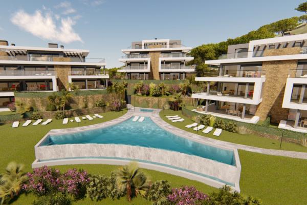 2 Schlafzimmer, 2 Badezimmer Apartment Zum Verkauf in Selwo, Estepona