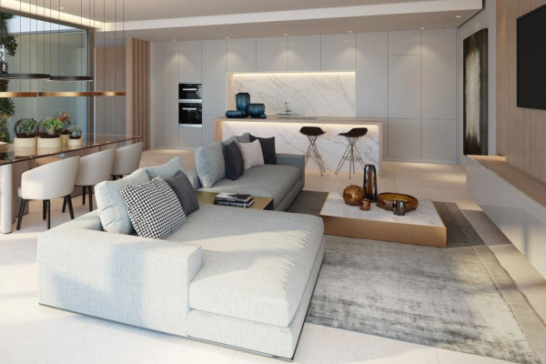 4 Bedroom, 4 Bathroom, Penthouse for Sale in The View Marbella, Benahavis