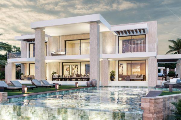 5 Bedroom5, Bathroom Villa For Sale in Marbella Golden Mile
