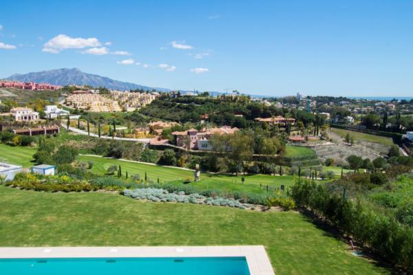 4 Schlafzimmer4, Badezimmer Villa Zum Verkauf in Los Flamingos, Benahavis