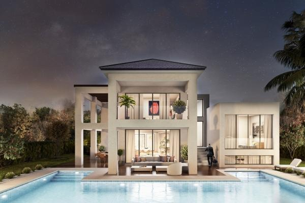 5 Schlafzimmer5, Badezimmer Villa Zum Verkauf in El Paraiso Alto, Benahavis
