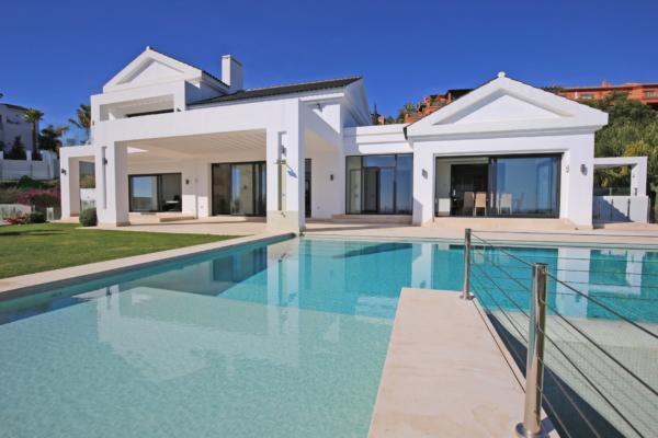 6 Schlafzimmer, 6 Badezimmer Villa Zum Verkauf in Los Flamingos, Benahavis