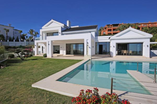 6 Chambre, 6 Salle de bains Villa A Vendre danse Los Flamingos, Benahavis