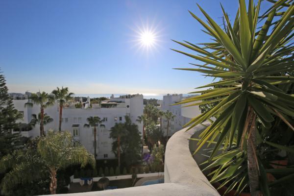 3 Chambre, 2 Salle de bains Penthouse A Vendre danse Marbella Real, Marbella Golden Mile