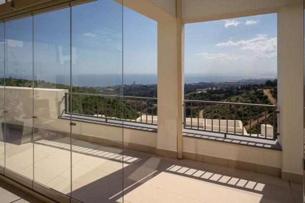 3 Sovrum, 2 Badrum Takvåning Till Salu i Samara Resort Marbella, Los Monteros, Marbella East