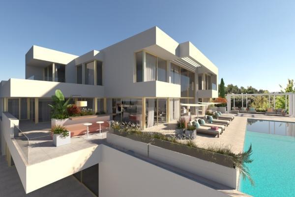7 Bedroom9, Bathroom Villa For Sale in La Alqueria, Benahavis