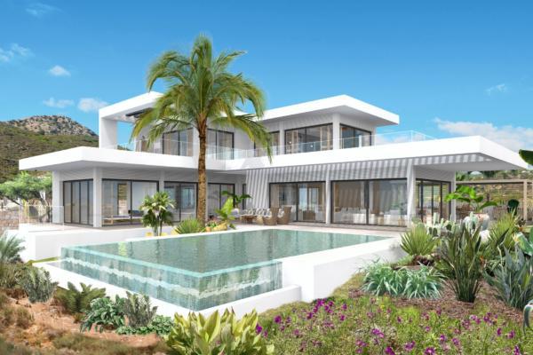 4 Bedroom, 4 Bathroom Villa For Sale in Monte Mayor, Benahavis