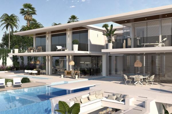 4 Bedroom, 5 Bathroom Villa For Sale in El Paraiso, Estepona