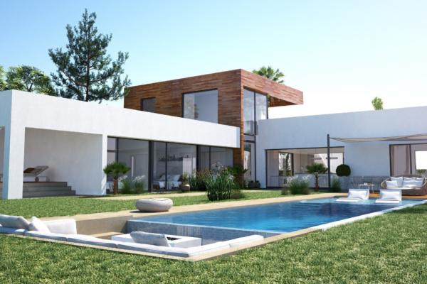 4 Sovrum, 4 Badrum Villa Till Salu i Los Altos de los Monteros, Marbella