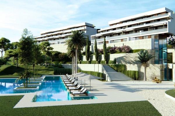 3 Bedroom, 3 Bathroom Apartment For Sale in One Heights, La Cala de Mijas