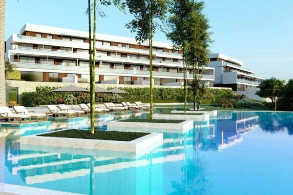 2 Bedroom, 2 Bathroom Apartment For Sale in One Heights, La Cala de Mijas