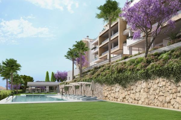 2 Bedroom, 2 Bathroom Apartment For Sale in Serenity, Benalmadena