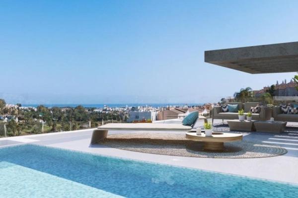 2 Bedroom, 2 Bathroom, Penthouse for Sale in El Campanario Hills Boutique Apartments, Estepona