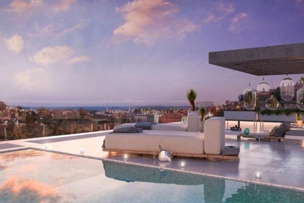 3 Bedroom, 3 Bathroom, Apartment for Sale in El Campanario Hills Boutique Apartments, Estepona