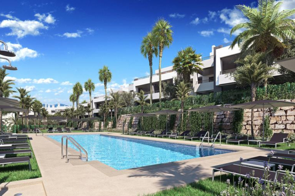 2 Bedroom, 2 Bathroom, Apartment for Sale in Quabit Royal Casares, Casares