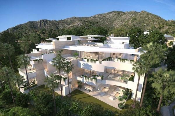 4 Bedroom, 3 Bathroom Apartment For Sale in Palo Alto, Marbella