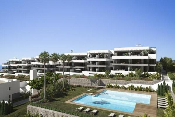 2 Bedroom, 2 Bathroom Apartment For Sale in Mesas Homes, Estepona
