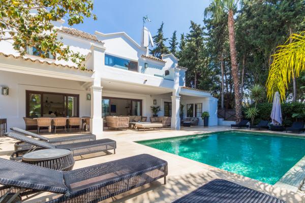 4 Dormitorio, 4 Baño Villa En Venta en The Marbella Club, Marbella Club Golf Resort, Marbella Golden Mile