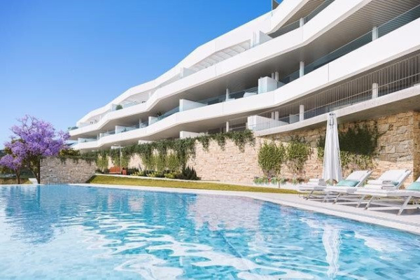 2 Bedroom, 2 Bathroom, Apartment for Sale in Valley Homes, Estepona