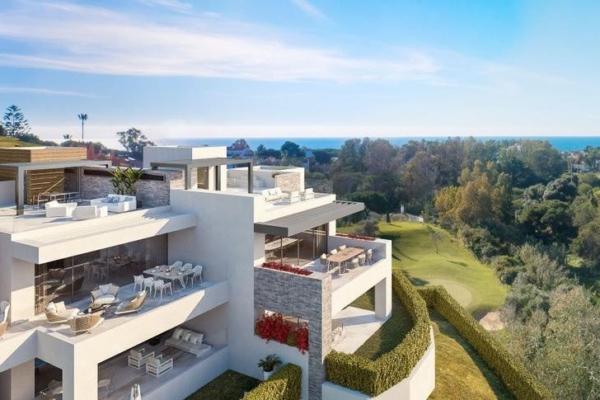 3 Bedroom, 3 Bathroom, Apartment for Sale in Artola Homes, Marbella