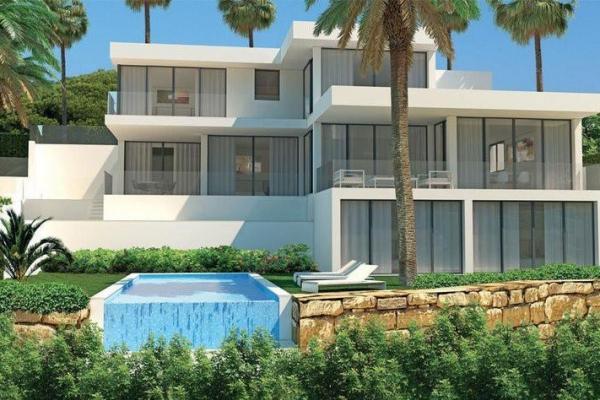 4 Bedroom, 4 Bathroom, Villa for Sale in Marbella