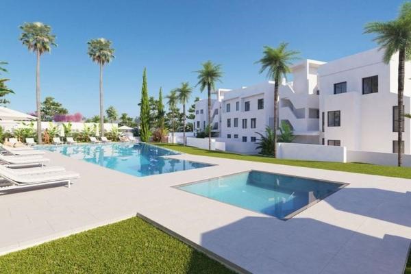 2 Bedroom, 2 Bathroom, Apartment for Sale in Las Olas Estepona, Estepona