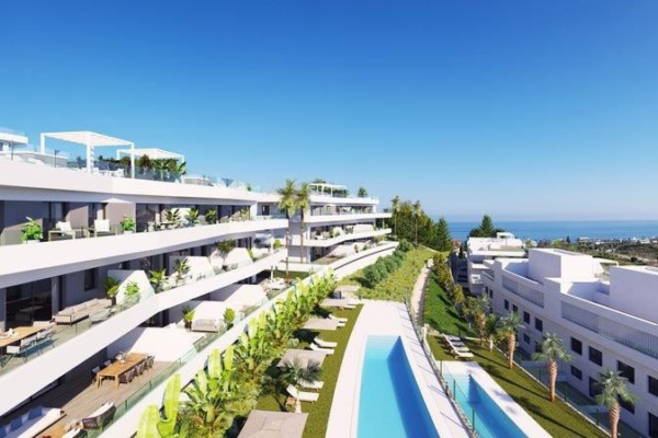 2 Bedroom, 2 Bathroom, Apartment for Sale in One 80 Residences, Estepona