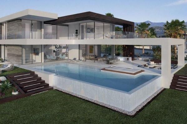 4 Bedroom, 5 Bathroom Villa For Sale in Velvet Villas, Cancelada, Estepona
